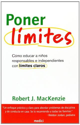 9788497990301: PONER LIMITES (NIÑOS Y ADOLESCENTES)