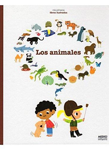 9788497991063: LOS ANIMALES (MEDICI INFANTIL) - 9788497991063