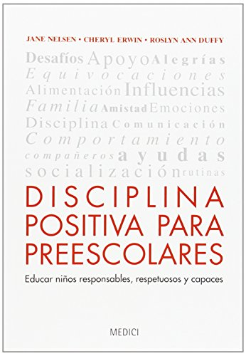 9788497991353: Disciplina positiva para preescolares