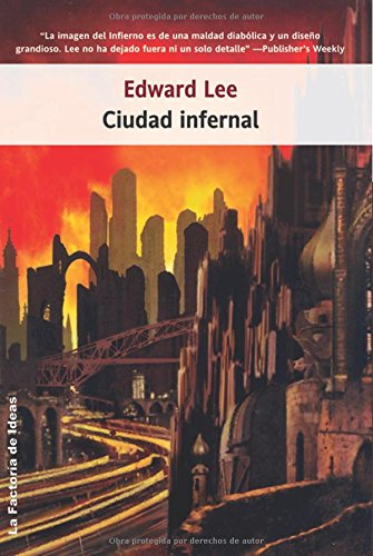 9788498002348: Ciudad infernal (Eclipse)