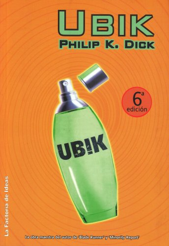 9788498003185: Ubik (Solaris) (Spanish Edition)