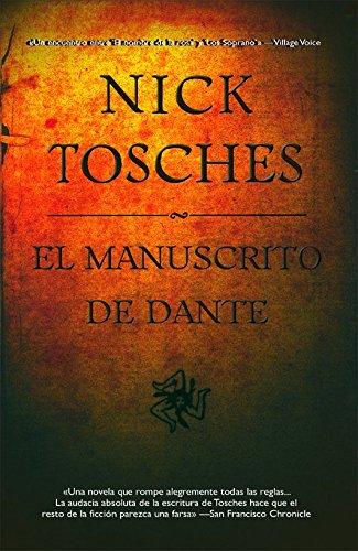 9788498003253: El manuscrito Dante (Línea Maestra)