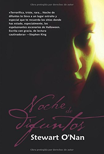9788498003581: Noche de difuntos/ The Night Country (Spanish Edition)