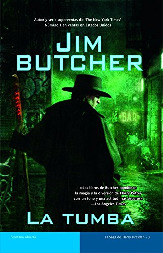 La tumba/ Grave Peril (La saga de Harry Dresden / The Dresden Files) (Spanish Edition) (9788498003833) by Jim Butcher