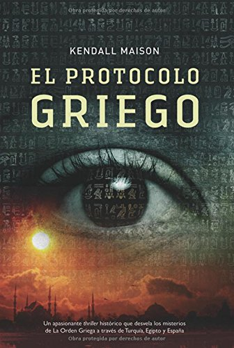 9788498003857: El protocolo griego/ The Greek Protocol (Bestsellers) (Spanish Edition)