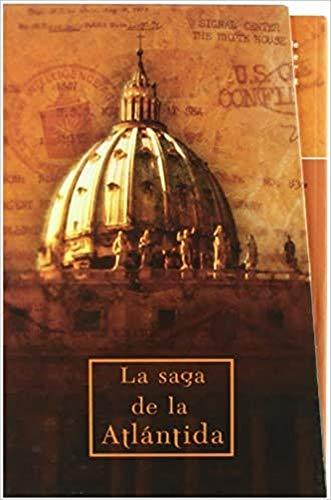 La saga de la Atlantida: El resurgir de la Atlantida y La profesía de la Atlantida ( 2 tomos con estuche de cartón) - Thomas Greanias