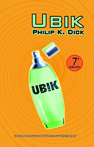9788498004915: Ubik (Solaris) (Spanish Edition)