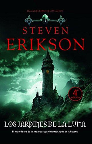 Los jardines de la luna: Steven Erikson