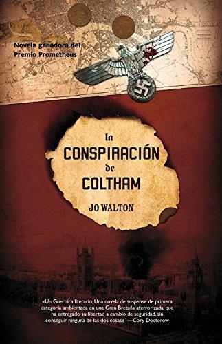 9788498006223: La conspiracion de Coltham (Línea Maestra)