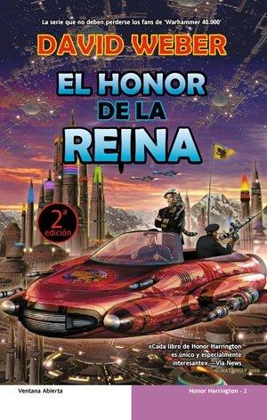 9788498006360: El honor de la reina 2ª ed. (Ventana abierta)