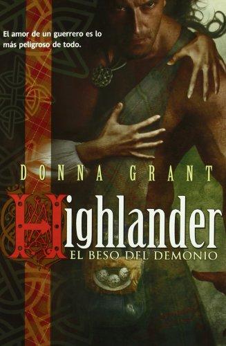 9788498006544: Highlander: el beso del demonio (Pandora)