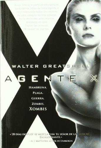 9788498006728: Agente X (Eclipse)