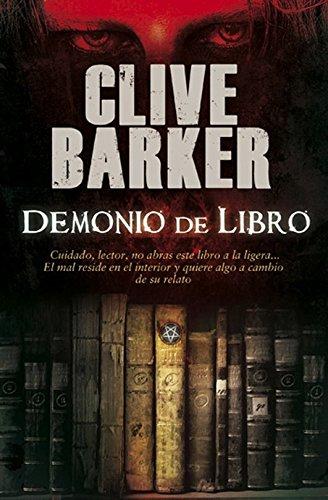 9788498007077: Demonio de libro