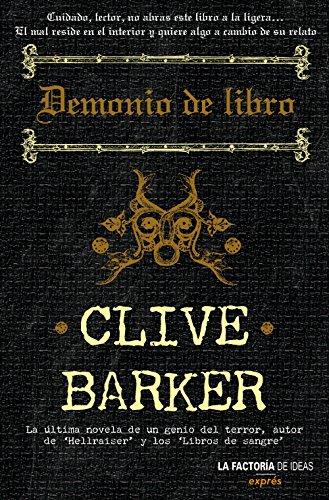 9788498007787: Demonio De Libro