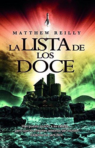 9788498007855: La lista de los doce (Best seller)
