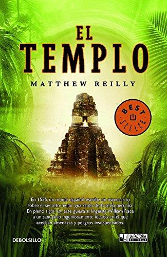 9788498007893: El templo (DeBolsillo)