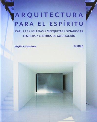 9788498010091: Arquitectura Para El Espiritu (Spanish Edition)