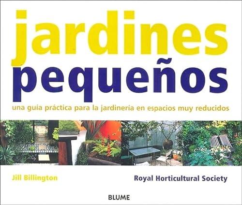 Jill billington used books rare books and new books for Jardines para espacios pequenos