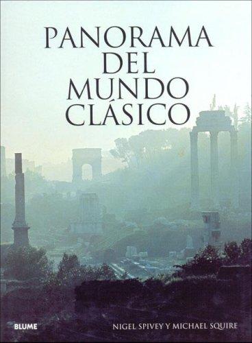 9788498010619: Panorama del Mundo Clasico