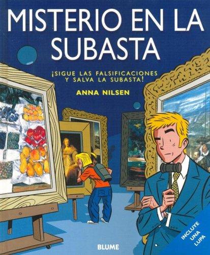 MISTERIO EN LA SUBASTA - NILSEN, ANNA