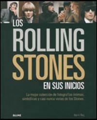 9788498012460: Los Rolling Stones en sus Inicios
