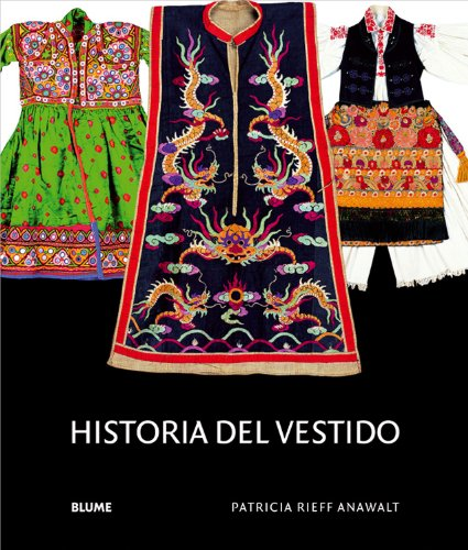 9788498012996: Historia del vestido (Spanish Edition)