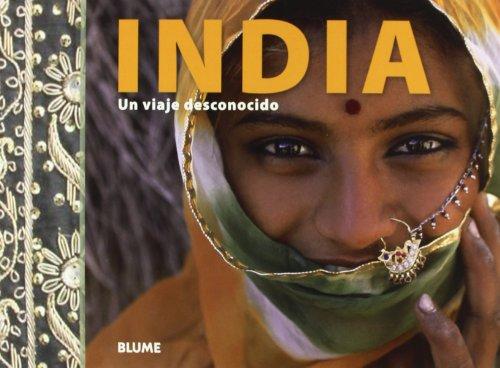 9788498014228: India. Un viaje desconocido