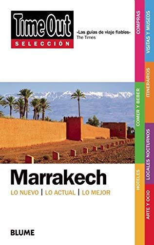 Time Out Selecciones Marrakech: Time Out Shortlist Marrakech (Spanish Edition): Time Out