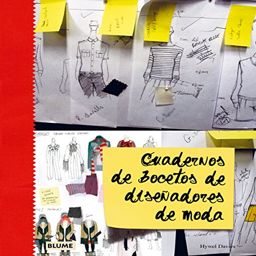 9788498014860: Cuadernos de Bocetos de Disenadores de Moda