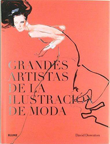 9788498015317: Grandes artistas de la ilustración de moda