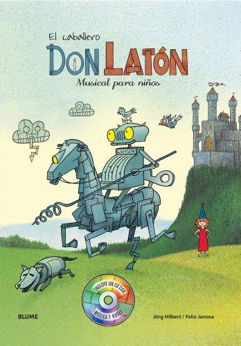 9788498015379: Caballero Don Lat¢n: Musical para niños