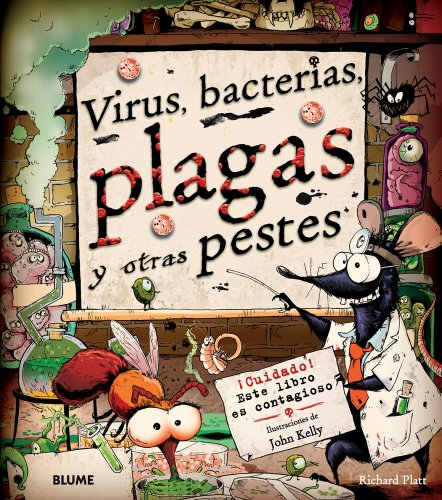 9788498015614: Virus, bacterias, plagas y otras pestes