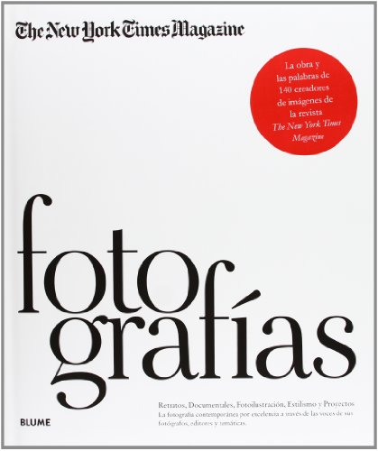 9788498015751: FOTOGRAFIAS (THE NEW YORK TIMES MAGAZINE)