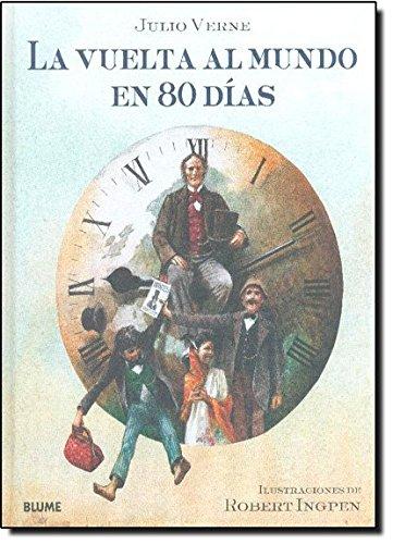9788498016284: La vuelta al mundo en 80 días (Col Clásicos)