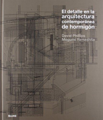 9788498016338: El detalle en la arquitectura contemporánea de hormigón