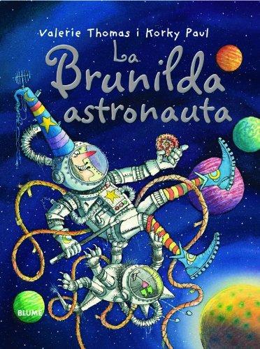 9788498016802: Bruixa Brunilda astronauta