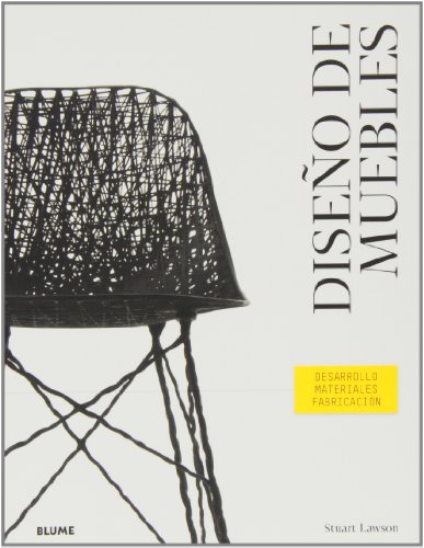 9788498016932: Diseño de muebles