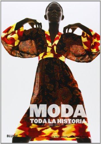 9788498017342: Moda. Toda La Historia