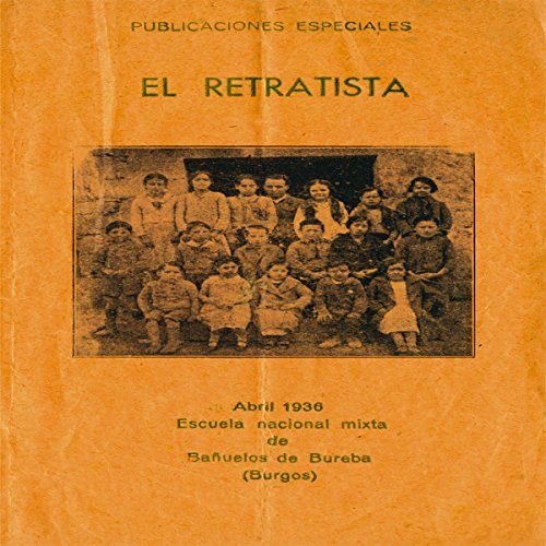 9788498018134: El Retratista. Abril 1936 (+ DVD)