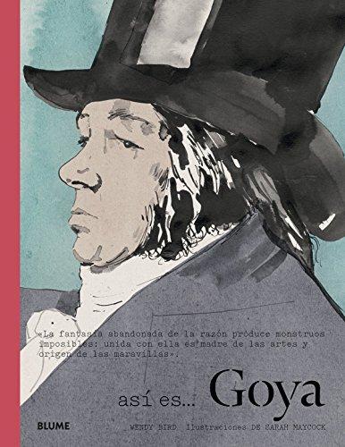 9788498018455: Así es... Goya