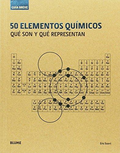 9788498019704: 50 elementos químicos (Guía breve)