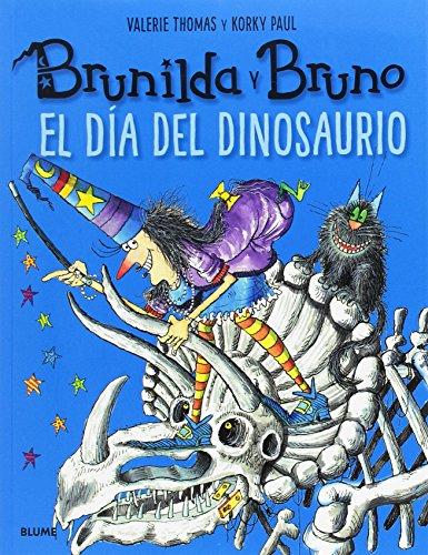 9788498019865: Brunilda y Bruno. El día del dinosaurio