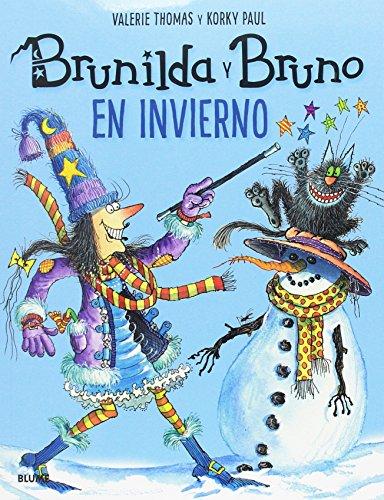 9788498019896: Brunilda y Bruno. En invierno
