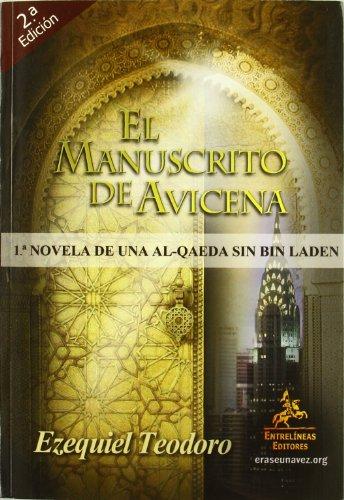 9788498026177: El manuscrito de Avicena: !º novela de una Al-Qaeda sin Bin Laden