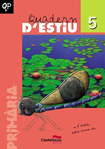 9788498040937: Quadern D'Estiu 5 Ep (Cuadernos de verano) - 9788498040937
