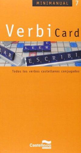 9788498042047: VerbiCard