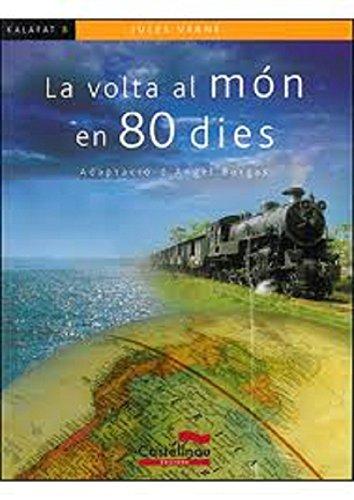 9788498042290: La volta al món en 80 dies