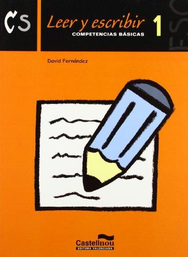 9788498042399: Refuerzo de Lengua: Leer y Escribir 1 (Cuadernos de la ESO)