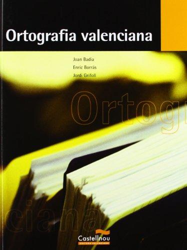 9788498042931: Ortografía Valenciana (Cuadernos de la ESO)