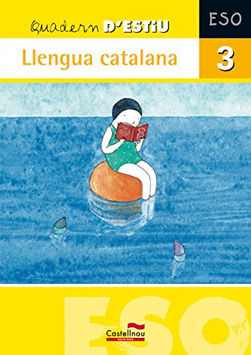 Quadern d'estiu Llengua catalana 3: Béjar Vernedas, Agustí